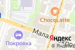 Схема проезда до компании Сопрано в Нижнем Новгороде