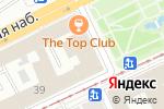 Схема проезда до компании Gold ШУР в Нижнем Новгороде