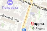 Схема проезда до компании Джессика в Нижнем Новгороде