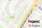 Схема проезда до компании Займ универсал в Нижнем Новгороде
