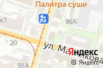 Схема проезда до компании Магазин тельняшек.ру в Нижнем Новгороде