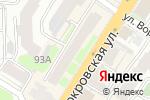 Схема проезда до компании ВидеоХит в Нижнем Новгороде