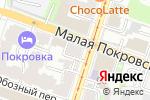 Схема проезда до компании Восьминог в Нижнем Новгороде