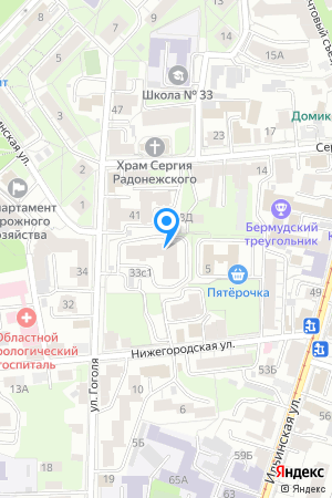 Дом 15А по ул. Нижегородская, ЖК Клубный дом на Нижегородской на Яндекс.Картах