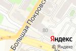 Схема проезда до компании SUNLIGHT в Нижнем Новгороде