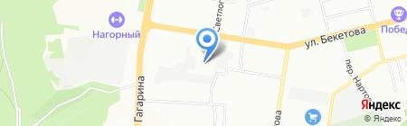Всегда есть! на карте Нижнего Новгорода