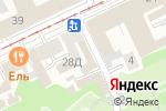 Схема проезда до компании Проект F1 в Нижнем Новгороде