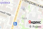 Схема проезда до компании Маяк-Тур в Нижнем Новгороде
