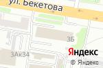 Схема проезда до компании АБСОЛЮТНАЯ ЧИСТОТА в Нижнем Новгороде