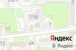 Схема проезда до компании Танцующая Стрекоза в Нижнем Новгороде