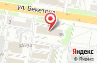 Схема проезда до компании Поволжье Бизнес Медиа в Нижнем Новгороде
