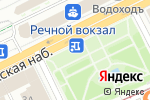 Схема проезда до компании Киоск по продаже цветов в Нижнем Новгороде