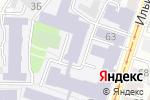 Схема проезда до компании Бассейн в Нижнем Новгороде
