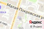 Схема проезда до компании Вертикаль в Нижнем Новгороде