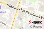 Схема проезда до компании Фемида в Нижнем Новгороде