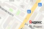 Схема проезда до компании Мистер Займов в Нижнем Новгороде