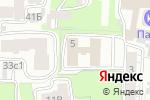 Схема проезда до компании КаналСервис в Нижнем Новгороде