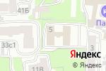 Схема проезда до компании ГорФото в Нижнем Новгороде
