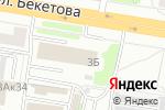 Схема проезда до компании Нефтехимик в Нижнем Новгороде