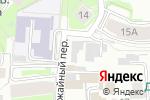 Схема проезда до компании Волгожилстрой-НН в Нижнем Новгороде