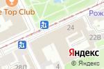 Схема проезда до компании Гарант в Нижнем Новгороде