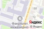 Схема проезда до компании Планета спорта в Нижнем Новгороде