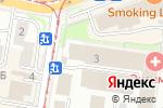 Схема проезда до компании Планета путешествий в Нижнем Новгороде