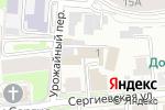 Схема проезда до компании Автошлиф в Нижнем Новгороде