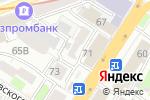 Схема проезда до компании АБСОЛЮТ-НН в Нижнем Новгороде