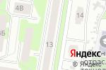 Схема проезда до компании Шарм в Нижнем Новгороде