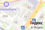 Схема проезда до компании МедТорг 21 в Нижнем Новгороде