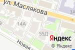 Схема проезда до компании My Hostel в Нижнем Новгороде