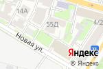 Схема проезда до компании Адвокатская контора Нижегородского района в Нижнем Новгороде