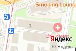 Схема проезда до компании Таймед в Нижнем Новгороде