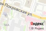 Схема проезда до компании Ах, эта свадьба в Нижнем Новгороде