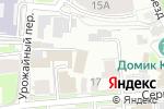 Схема проезда до компании Черника в Нижнем Новгороде