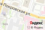 Схема проезда до компании Авторская фотостудия в Нижнем Новгороде