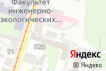 Схема проезда до компании Green-House в Нижнем Новгороде