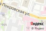 Схема проезда до компании T & K Legal в Нижнем Новгороде