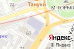 Схема проезда до компании Нижегородская академия МВД России в Нижнем Новгороде