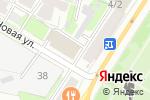 Схема проезда до компании ПРОСТО МАСТЕРСКАЯ в Нижнем Новгороде