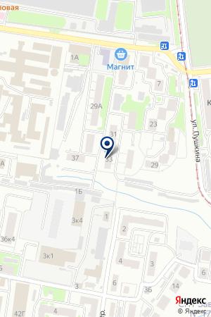 ДЕТСКАЯ МУЗЫКАЛЬНАЯ ШКОЛА на карте Заволжья