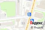Схема проезда до компании Ателье штор в Нижнем Новгороде