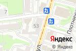 Схема проезда до компании Аптека в Нижнем Новгороде