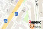 Схема проезда до компании СКБ-Банк в Нижнем Новгороде