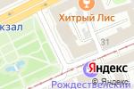 Схема проезда до компании МРСК Центра и Приволжья в Нижнем Новгороде