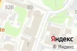 Схема проезда до компании Управление пенсионного фонда РФ в Советском районе в Нижнем Новгороде