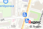 Схема проезда до компании Экойл-сервис в Нижнем Новгороде