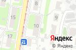 Схема проезда до компании КАСКАД в Нижнем Новгороде