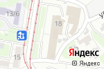 Схема проезда до компании PRIMUS в Нижнем Новгороде